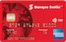 Carte American Express de la Banque Scotia