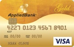 Applied Bank Secured Visa Gold Card