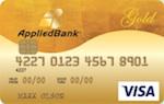 Applied Bank Secured Visa Gold Card