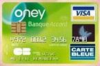 carte verte oney banque accord oney verte cash back carte credit. Black Bedroom Furniture Sets. Home Design Ideas