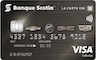 Carte VISA Infinite GM Banque Scotia