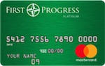 First Progress Secured Platinum MasterCard