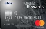mbna premier rewards mastercard Credit Card