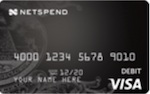 NetSpend Visa Prepaid Debit Card