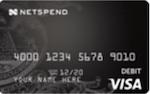 NetSpend Visa Prepaid Debit Card