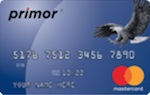 primor Secured Visa MasterCard Card