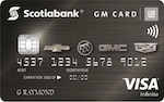 Scotiabank GM VISA Infinite Card