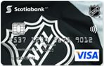 ScotiaHockey NHL VISA Card