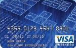 Applied Bank Visa Business Card