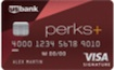 U.S. Bank Perks+ Visa Signature Card